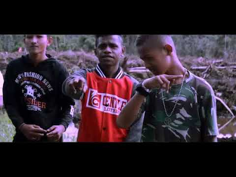 Reper papua Kasih kalah #Style Rap Nbx #L.H.C