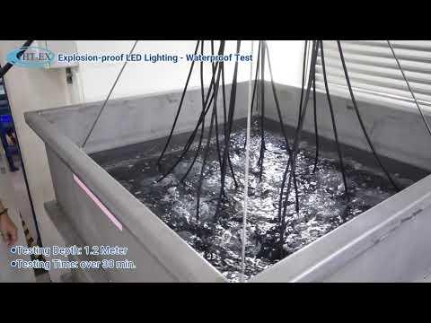Let Lightings Bath in a Huge Water Tank!