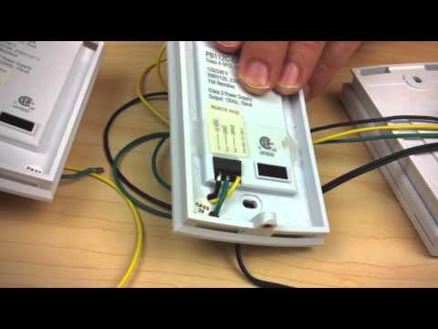 hqdefault how to wire a power module to a floor heating system youtube schluter ditra heat wiring diagram at eliteediting.co