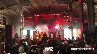 #CottonFest2019: Riky Rick and A-Reece share an emotional moment