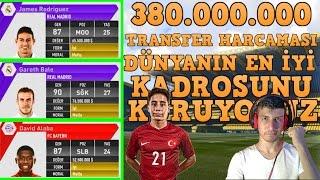 380.000.000'$'LIK TRANSFER HARCAMASI  4 DÜNYA YILDIZI EMRE MOR ! FIFA 17