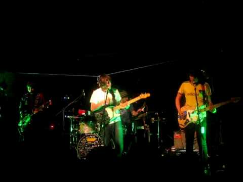 The Little Comets- ADULTERY @ Rescue Rooms Nottingham 17/10/09