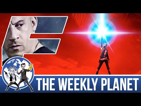 The Last Jedi & Fate Of The Furious Spoiler Review - The Weekly Planet Podcast