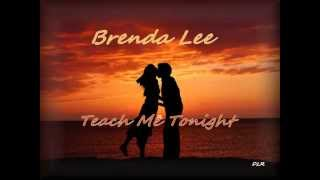 Brenda Lee - Teach Me Tonight YouTube Videos