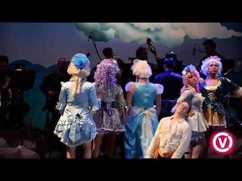 Maiden Breast - The Pirates of Penzance - Vegas City Opera @ Super Summer Theatre