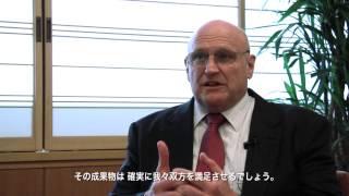 リチャード・アーミテージ氏 アーミテージ・インターナショナル代表