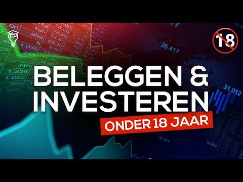 Beleggen en Investeren – Onder 18 Jaar (2019)