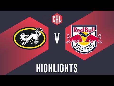 Highlights: Kärpät Oulu vs. Red Bull Salzburg