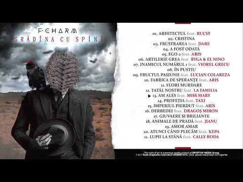 F. Charm feat Miss Mary - - AM ALES (Official Audio)