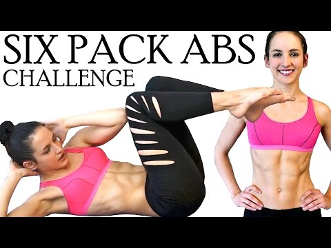 Abs of Fire Challenge Workout – Intense At Home Six Pack Exercise Routine