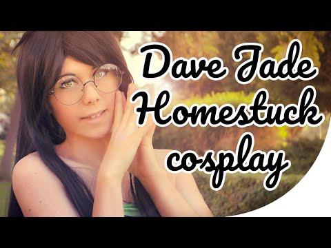 DAVE STRIDER X JADE HARLEY | COSPLAY HOMESTUCK | In Another World