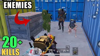 NEW RECORD 4 KILLS IN 5 SECONDS | BEST GAMEPLAY | PUBG MOBILE