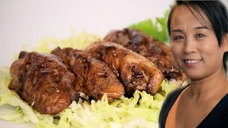 Chinese Coca Cola Chicken Wings (Chinese Style Cooking Recipe)