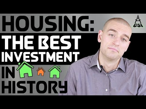 Housing: The Best Investment In History (On Paper)