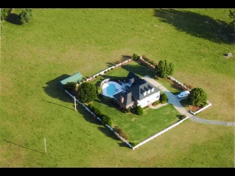 SOLD! Luxurious Estate Property & 80 ACRES - 202 Laceys Spring.  Alabama By John Wesley Brooks