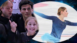 Новая Короткая Программа Алены Косторной на Финале Кубка России по фигурному катанию 2021