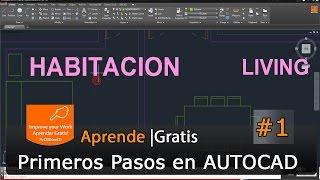 Curso Completo AutoCAD 2015 Tutorial Starter Basico 01 Iniciacion en HD thumbnail