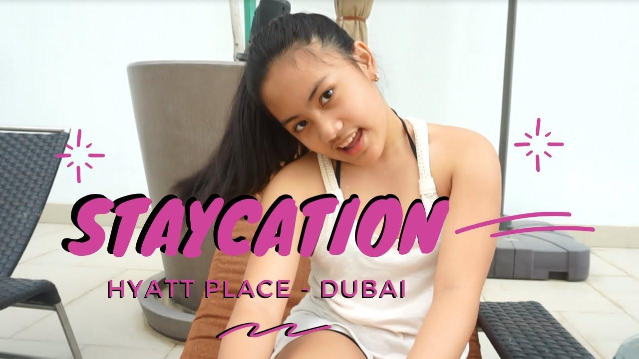 Dubai Hyatt Place Staycation | Darlene Manuel