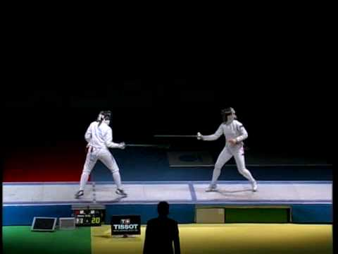 Fencing JWCH Womens Epee Team - Gold Medal Match