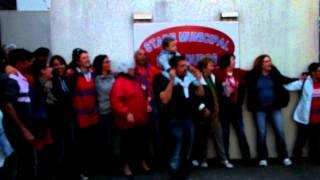 Les séniors accueillis en vainqueurs à Gabarret - 25 mai 2014