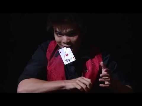 Shin Lim выступление на чемпионате мира по фокусам - FISM 2015