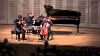 Wiener Klaviertrio - Vienna Piano Trio : Beethoven Piano Trio Op. 70/1 - Allegro vivace e con brio