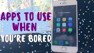 apps to use when you're bored (kpop and kdrama edition) // Samantha Louise