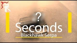 Holster Torture Tests: Blackhawk Serpa