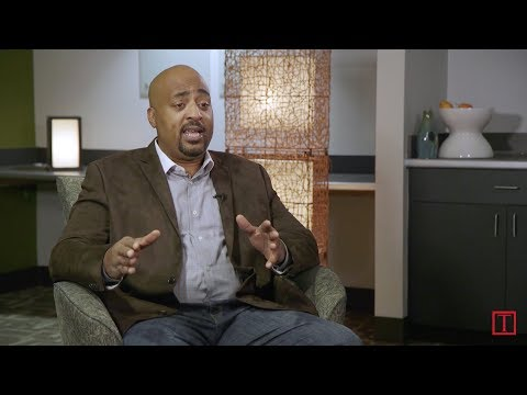 TIME interview with Dennis Scott (DP for interview portion only)