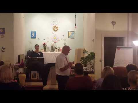 Robert Giacche at Walton Spiritual Church