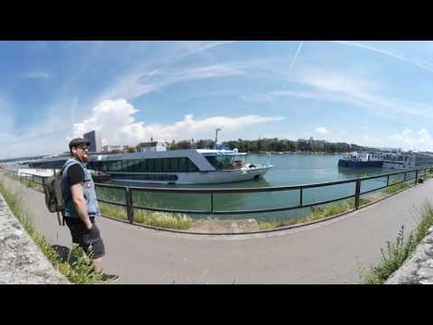 360° Video tour durch Basel-Stadt