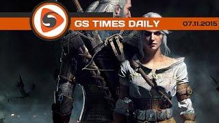 GS Times [DAILY]. Фильм по «Ведьмаку», WarCraft, «Игра престолов»