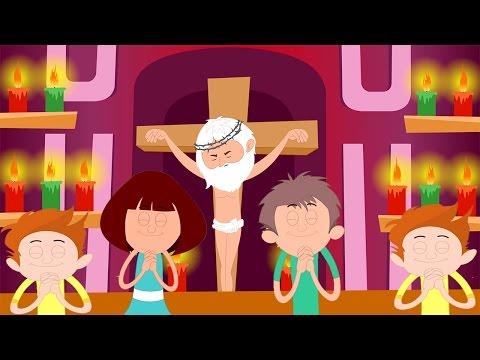 O Come All Ye Faithful Song With Lyrics - Christmas Carols
