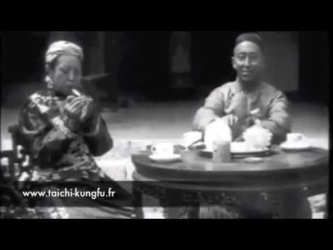 Vidéo rare de Lutte Mongole des années 1920