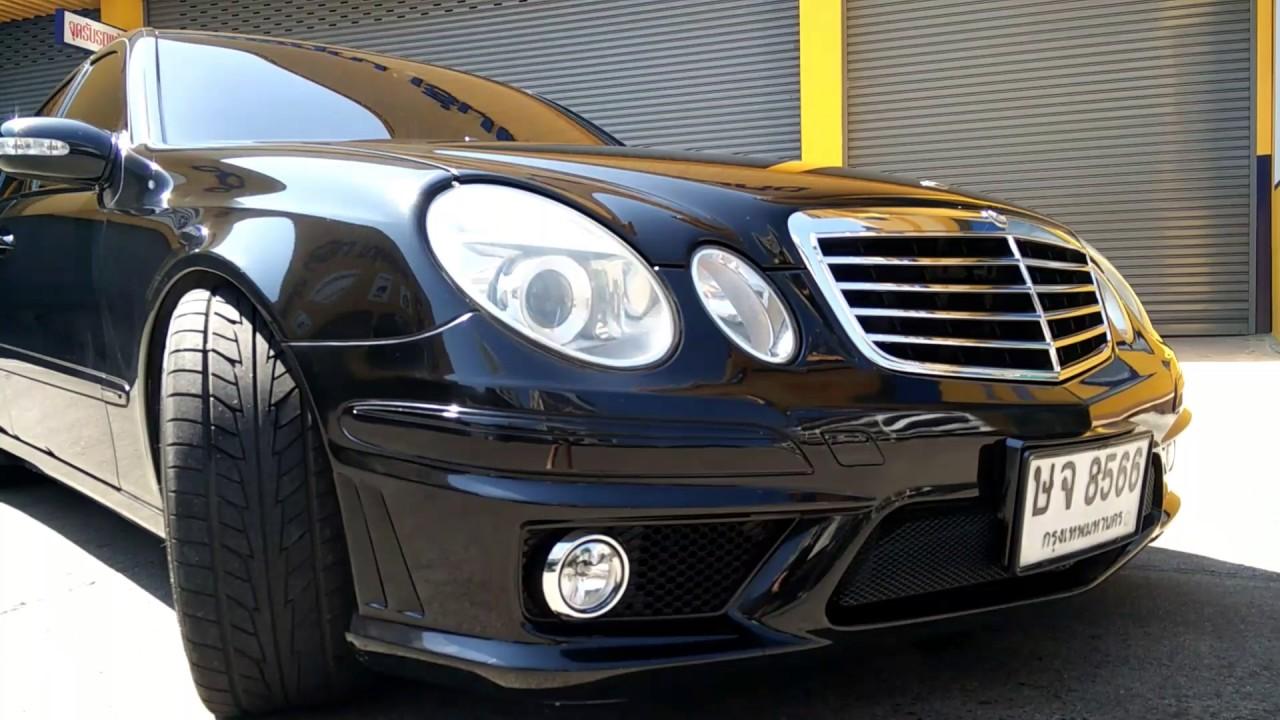 2003 W211 Mercedes Benz E Class E220 Cdi Youtube