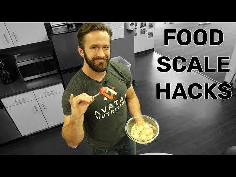 food-scale-macro-hacks