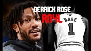 Derrick Rose Mix - RN4L Lil Durk Love Songs 4 The Streets