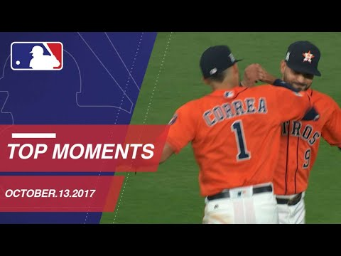 Dallas Keuchel's scoreless start plus nine moments from ALCS Game 1