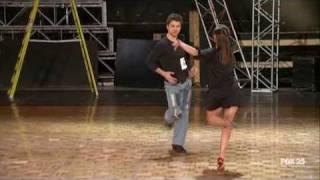 SYTYCD3 - Auditions - Pasha & Anya [HD]