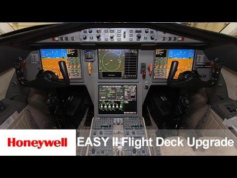EASy II Flight Deck Upgrade   Avionics   Honeywell Aviation