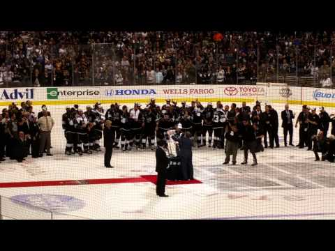 2014 Los Angeles Kings Stanley Cup Champions