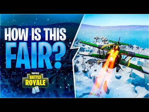 HOW IS THIS FAIR? Fortnite Battle Royale