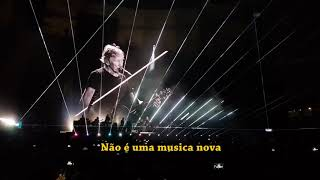 Roger Waters [Live Oct-17-2018] - Two Suns in the Sunset @ Salvador - Brazil (Discurso legendado)
