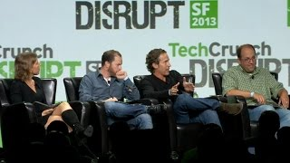 Behind the Scenes at TechCrunch Startup Battlefield | Road to Disrupt