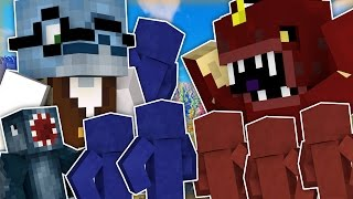 Minecraft - EVIL CLAY ARMY! - Squiddy's Adventures! [5]