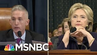 Rep. Trey Gowdy: 'We're Going To Pursue The Truth' About Benghazi | MSNBC