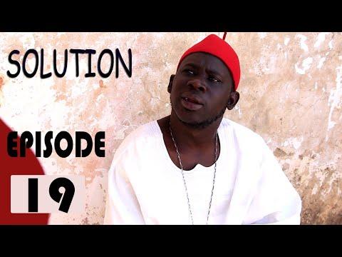 SOLUTION - SAISON 01 - ÉPISODE 19