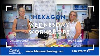 Workshop Wednesday: Hexagons