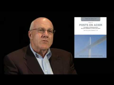 Ponts en acier, Jean-Paul Lebet - ppur.org