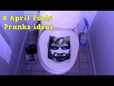 7 Simple April Fools Day Pranks Ideas